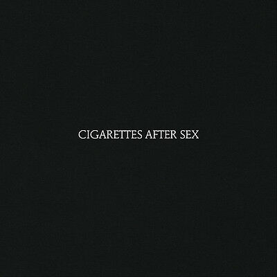 Cigarettes After Sex (2017, CD NEU) Explicit Version