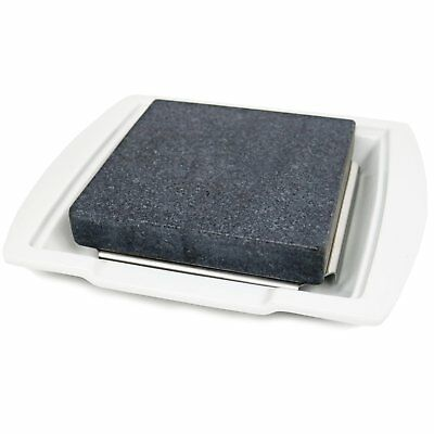 NEW! Steak And Fish Cooking Stone Hot Plate Cooking Set