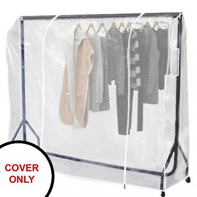 NEW! Heavy Duty 6ft Clothes Tidy Rail Cover (cover only)