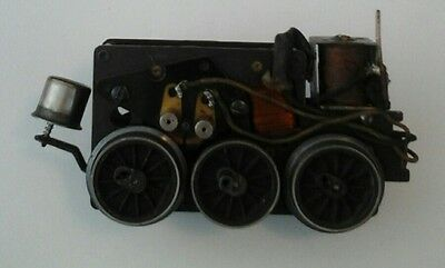 Lionel motor, tested runs, sold for use, parts sold as  pictured+
