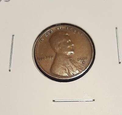 1931S Lincoln Wheat Cent (Key Date)