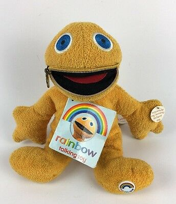 Collectable Talking Zippy from Rainbow Soft Toys ~ BNWT 1972 Pearson 9inch(L)