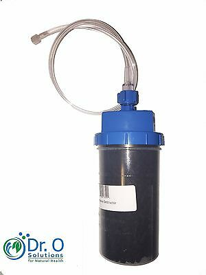 Ozone Destruction Destroyer Unit for Ozone Therapy, bagging, ozonating  oil