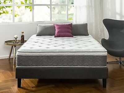 Zinus 12 Inch Performance Plus / Extra Firm Spring Mattress? Twin