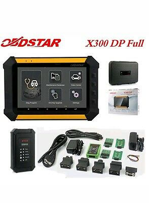 OBDSTAR X300 DP FULL CONFIGURATION Android Tablet OBD2 Auto Programmer Scan Tool