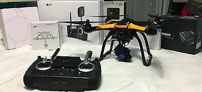 Hubsan X4 Pro H109S + 3 axis Gimbal + Firefly 6S