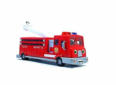 The Chevron Cars Fuller Fire Truck No 42 2008 CollectibleToy Truck