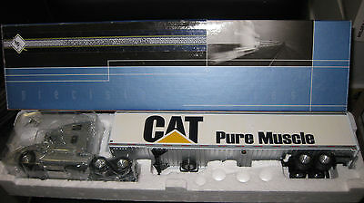 1/53 Kanga Models Freightliner Century S/t With 53' Dry Van Cat Pure Muscle
