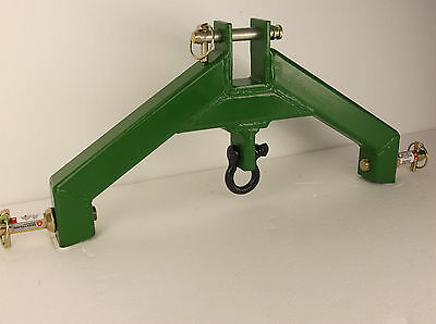 Three Point Hitch Tractor Logging Skidder Steel Attachment Made In USA New