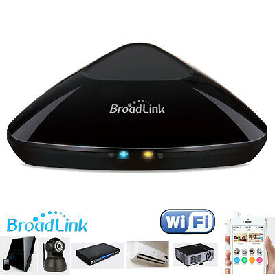 Broadlink RM Pro WIFI+IR+RF Smart Home Automation Remote Cell Phone APP Control