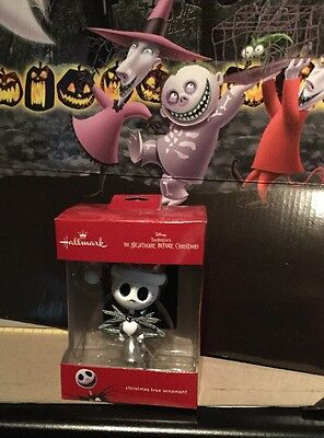 Hallmark Ornament 2016 Jack Skellington Disney The Nightmare Before Christmas