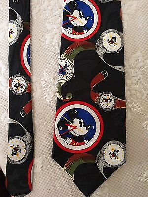 Mickey Unlimited By Balance Inc The Tie Works Made In The USA D4