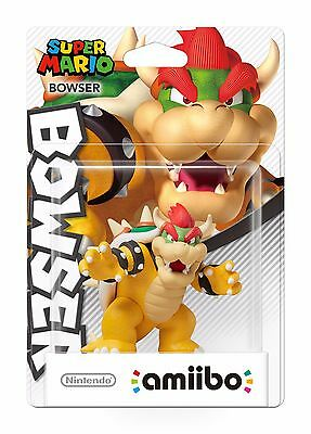 amiibo Bowser (Super Mario Collection) - BRAND NEW & DIRECT FROM NINTENDO AUS