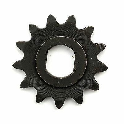 Electric Scooter Motor 13 TOOTH 6mm SPROCKET Fits Oval 10mm Shaft Motor Spindle