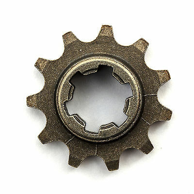 Gas Scooter Mini Pocket Bike 11 Tooth 8mm Sprocket Ped