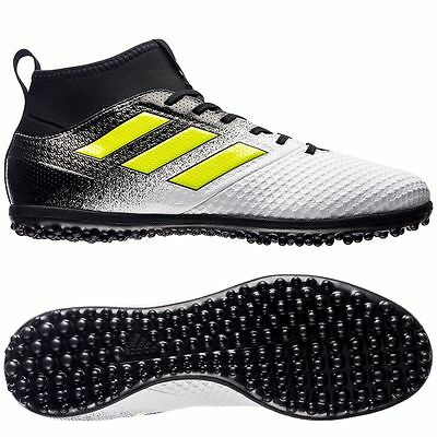 huge discount b33a3 8e5e1 ADIDAS ACE 17.3 Primemesh TF Turf 2017 Soccer Cleats Shoes White Black  Yellow