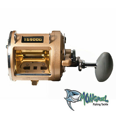 New TG 9000 Overhead Fishing Reel Trolling Reel Game Fishing Reel Reel Over Head