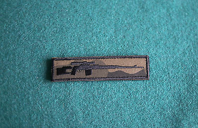 RUSSIAN SWD spetznaz Polish SPECIAL FORCES SNIPER SLEEVE PATCH army woodland 93R