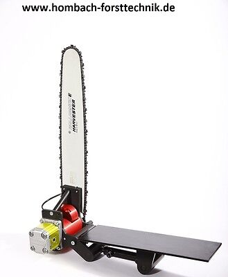 Hydraulic Powered Chainsaw Harvester