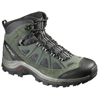 Salomon - Authentic LTR GTX - Scarpe Trekking Uomo Asphalt/Night Forest - 390409
