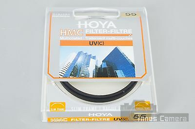 *BRAND NEW* Genuine HOYA 55mm HMC Digital UV(C) UV Lens Filter Multicoated