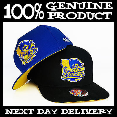 AUTHENTIC Dub Nation GSW Golden State Warriors snapback hat NBA Curry basketball
