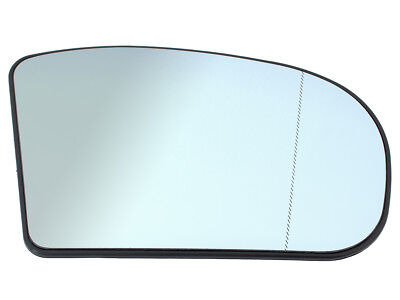 Mercedes W203 C-Class 00-07 W211 E-Class 02-06 Mirror Glass Heated Right