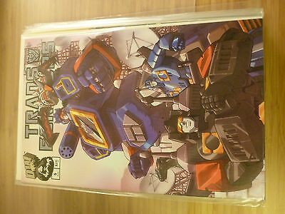 Transformers : Generation 1 - Issue #5 Vol 1 - Dreamwave - August 2002 (552)