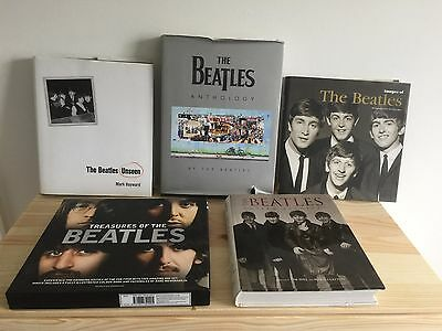 The Beatles Book Bundle Hardback 8 Books In Total John Lennon Paul Mccartney