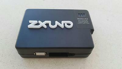 ZX-Uno v4.2 512K with case, USB keyboard input and Scart cable ZX Spectrum clone