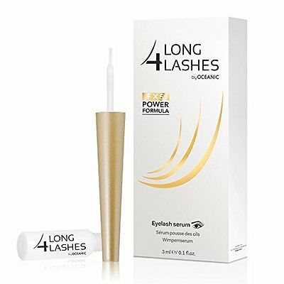 Long4Lashes FX5 Power Formula Wimpernserum 3ml by Oceanic, längere Wimpern