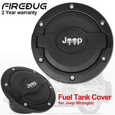 Firebug Jeep Wrangler Gas Cover Jeep Cap Fuel Tanks, JK Unlimited Accessories