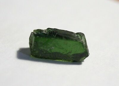 3.6ct Chrome Tourmaline - Flawless Facet Gem Rough