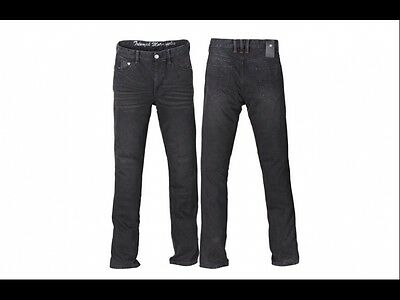 GENUINE Triumph Motorcycles Engineered Black Riding Jean D30 - 50% OFF RRP