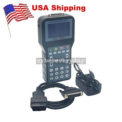 Car Auto Key Programmer V46.02 CK100+ SBB The Latest Generation CK100 USA Ship