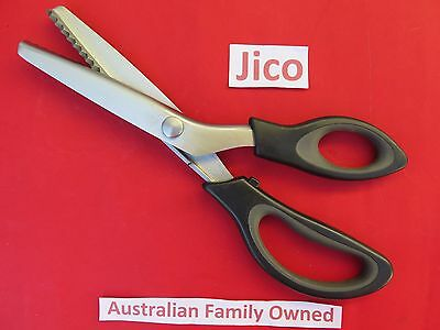 Pinking Shears/Scissors Sewing/Craft/Upholstery/Dressmaking/Tailor/Zig-Zag Tool
