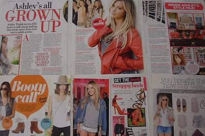 15 +ASHLEY TISDALE *Magazine Clippings