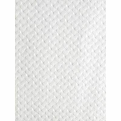 Pack of 500 Nisbets Paper Table Cover Glossy White Tablecloths