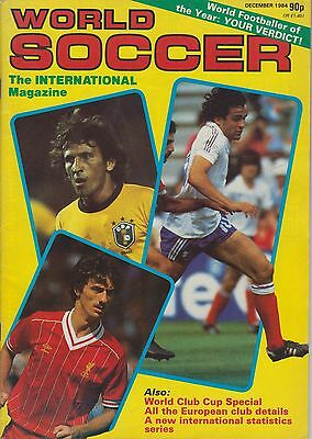 Liverpool v independiente 1984 Toyota World Club CUP