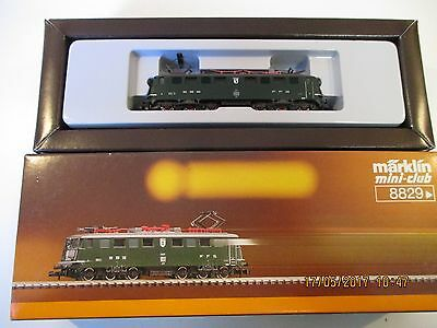 Marklin Z: 8829 Ae6/6 Swiss electric loco, boxed