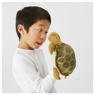 IKEA ONSKAD TurtleS Soft Toy/glove Puppet