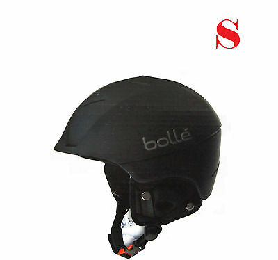 Bolle Vented Small 53-55cm Headsize Sport Snowboard Ski Helmet | BONUS CARRY BAG