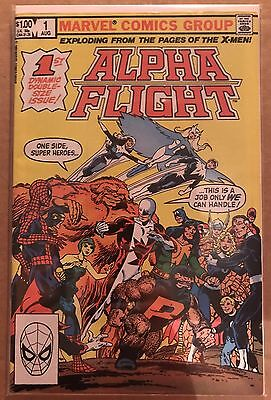 Alpha Flight #1 ⭐️ 1st First In Own Title ⭐️ FN ⭐️ Marvel