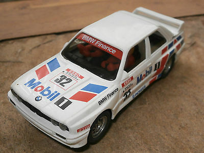 Scalextric C406  BMW M3 'Mobil'