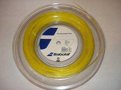 Babolat Pro Hurricane Tour Tennis String - Reel 200m  1.30mm