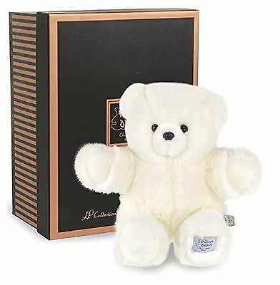 Histoire d'ours - Ours Collection Blanc 30 Cm  *NEUF*