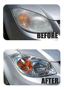 Headlight Restoration Kit - Headlight Cleaning Kit - Restoration Car Truck