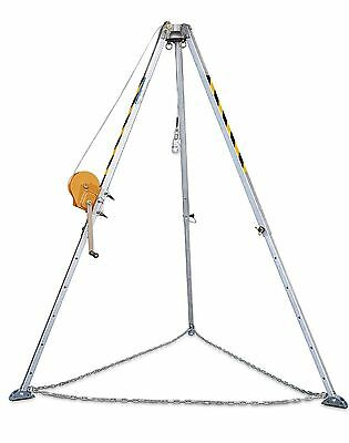 Rescue Tripod and Rescue Winch: 240cm-135cm , Weight-33 Kg