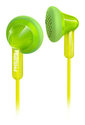 (Run) She3010Gn/00 Philips Cuffie Outdoor Earbudverde