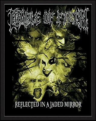 Cradle of Filth Patch P-1277